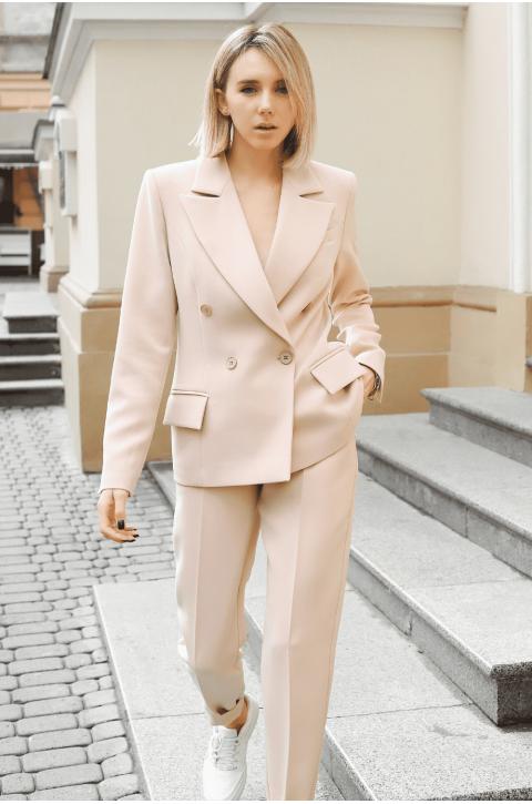 Костюм женский Stephanie с приталенным пиджаком