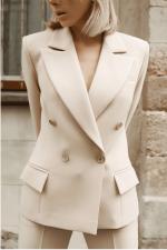 Жіночий приталений піджак Stephanie