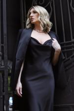 Silk slip dress Penelope