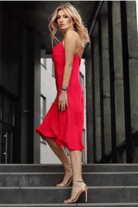 Платье-комбинация Anabel