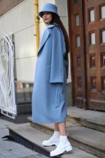 Женское шерстяное пальто Sandra