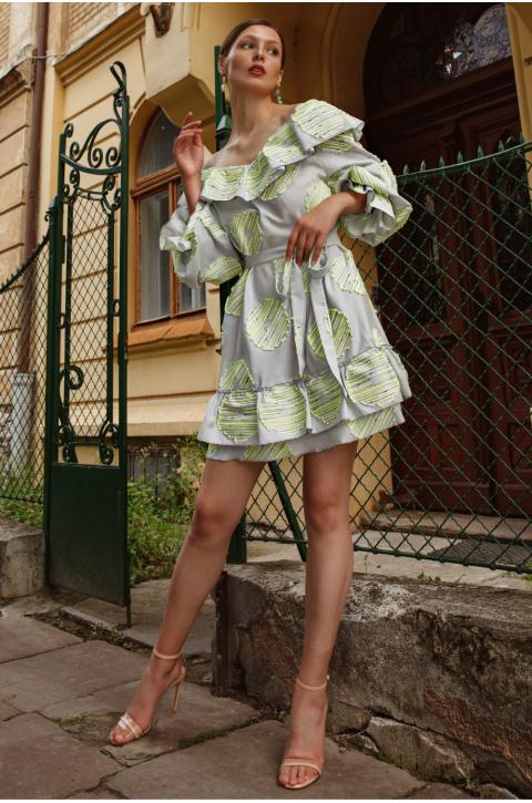 Дизайнерська сукня Viola