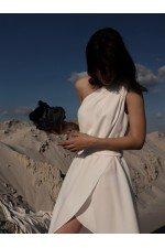 Dress White Chic