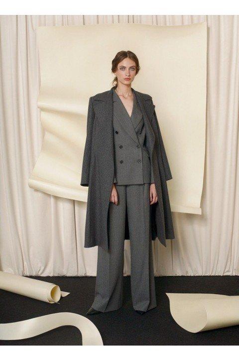 Жіноче вовняне пальто Grace