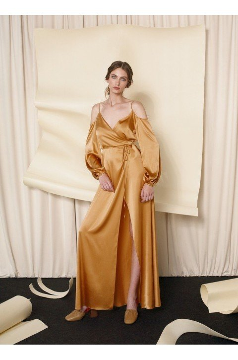 Платье Golden Silk