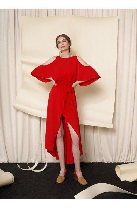 Платье  Red Rose